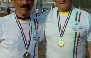 Lanciatori d'oro a Salerno