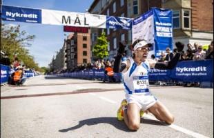 Angelo Gueli secondo degli italiani alla maratona di Copenaghen
