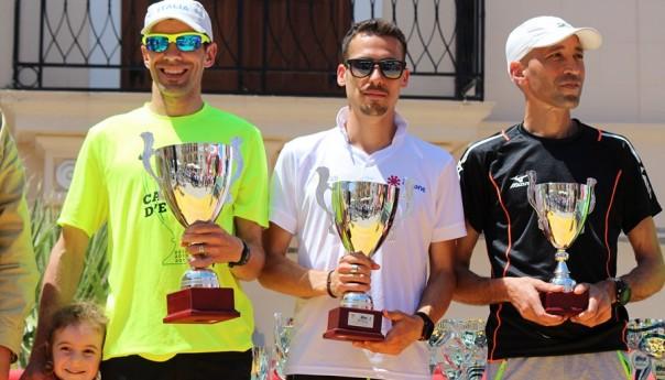 Yuri Floriani mattatore della 15° Maratonina Città di Terrasini