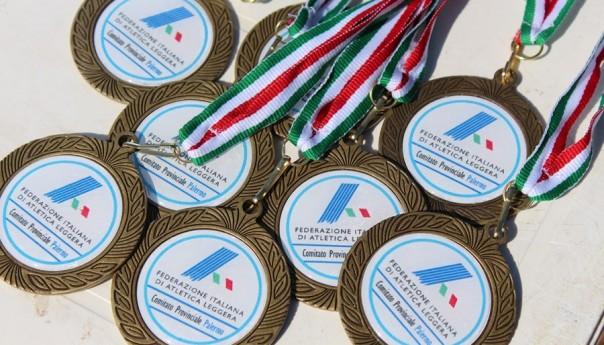 Campionato provinciale Cadetti/e: tutti i titoli assegnati