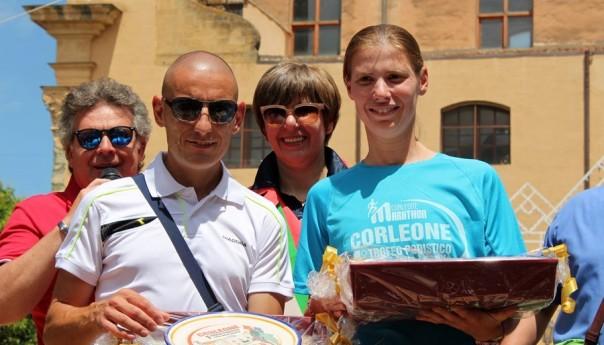 1° Trofeo podistico della Legalità: vincono Filippo Porto ed Elena Dragotto