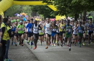 Barbara Vassallo protagonista alla Lucca Half Marathon