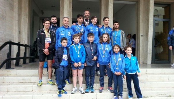 100 yard Iblea: bella iniziativa a Ragusa