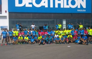 Run Day Decathlon a Ragusa