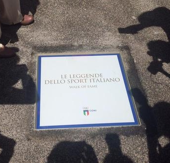 Due siciliani nella Walk of Fame: Enzo Maiorca e Sandro Campagna