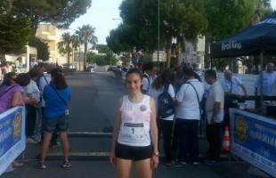 Alice Leonardi quinta ai tricolori Cadetti di corsa in montagna