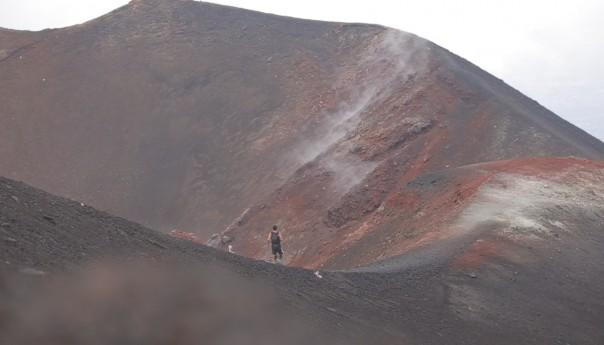 La magia dell'Etna conquista la carovana del trail