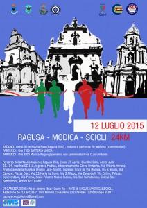 Ragusa, Modica e Scicli in 24 km