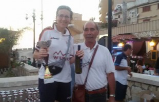A Liliana Scibetta il Trofeo Città di Siculiana