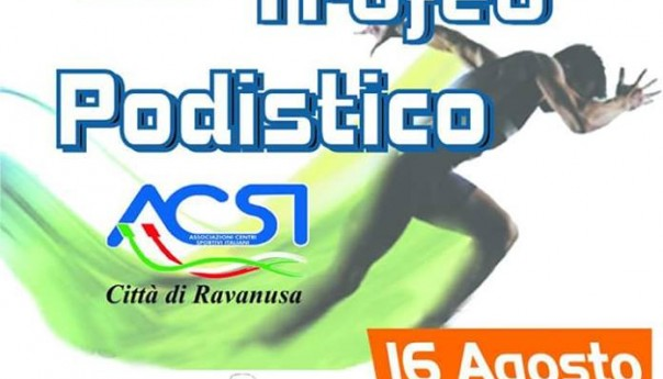 Totò Antibo ospite del Trofeo Città di Ravanusa