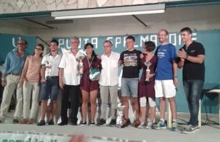 Giro a tappe di Ustica: vincono Lucio Cimò e Paola Zaghi