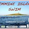 Domenica la Femmine Island Swim 1.0