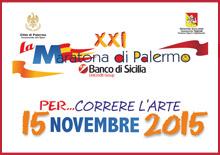 Maratona di Palermo: apre la segreteria organizzativa