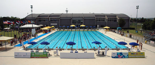 Tutti i podi dei siciliani ai campionati italiani di nuoto Master di Riccione