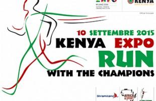 Kenia Expo Run...per correre con i campioni