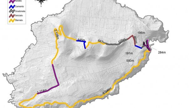 L'Isola di Ustica pronta per accogliere il suo primo Trail