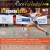 Sulle Madonie tutti di corsa per  il Trofeo Happy Run Valledolmo