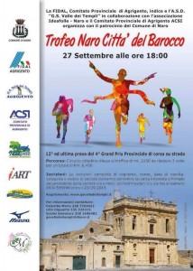 Trofeo Naro Città del Barocco