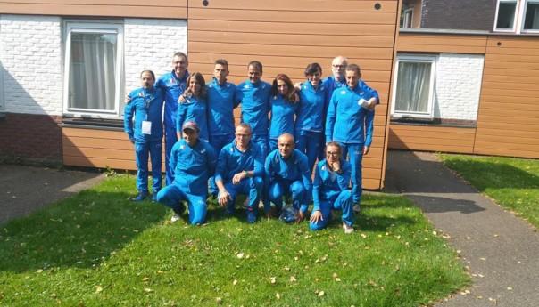 100km di Winschoten : la squadra italiana e' medaglia d'argento