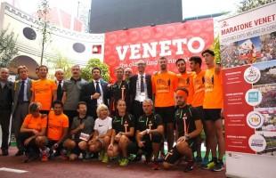 Le Maratone Venete protagoniste all'Expo
