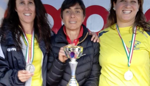 Pentathlon Lanci: argento tricolore per Giusi Parolino