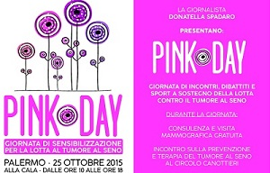 Pink Day: giornata di sensibilizzazione per la lotta contro il tumore al seno