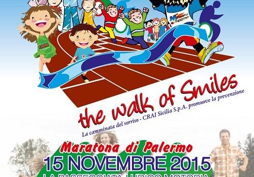 Maratona di Palermo: torna la non competitiva e si veste di solidarietà