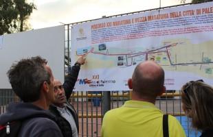 La Maratona Città di Palermo ricorda le vittime di Parigi
