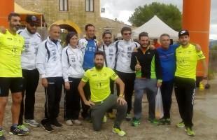 Ecotrail della Valle dell' Imera: brilla la No al Doping