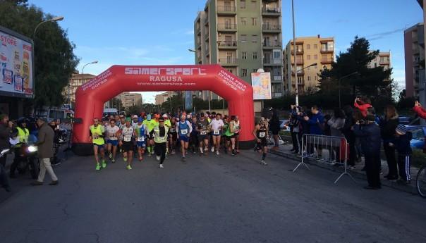 Ad Andrea Ragusa e la slovena Stolicna la 13a Hybla Barocco Marathon
