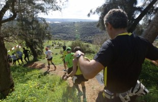 La Carovana del Trail alla scoperta della Val d'Ippari