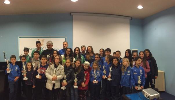 Alla No al Doping il grand prix giovanile provinciale 2015