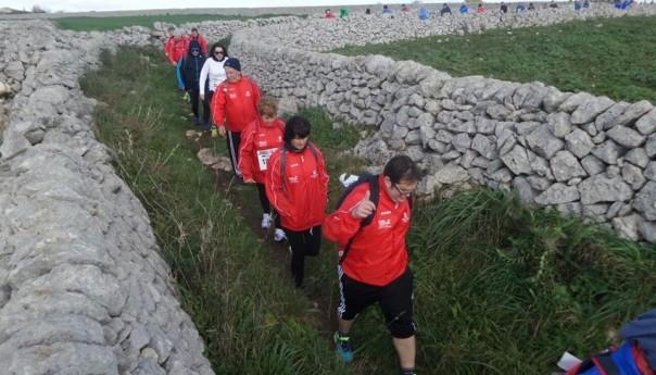Giuseppe Licitra e Fernanda Mirone: è loro il trail dei Muri a Secco