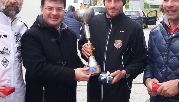 A Vincenzo Lorefice il 2° Trofeo Maria SS Nunziata
