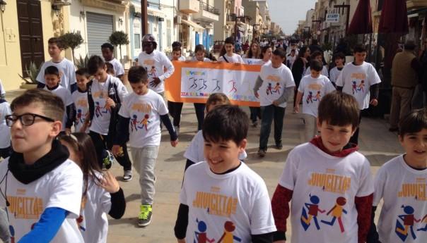 A Lampedusa lo start del 33° Vivicittà nel segno dell'accoglienza