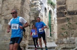 A Vincenzo Schembari e Sara Bennardo il 1° Urban City Trail di Chiaramonte Gulfi