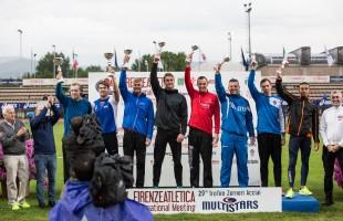 Il norvegese Rise e la brasiliana Chefer vincono il multistars 2016