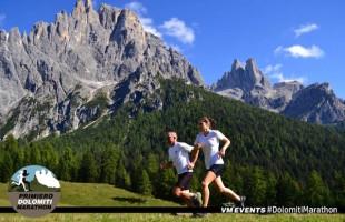 Nasce la Primiero Dolomiti Marathon: tre le distanze