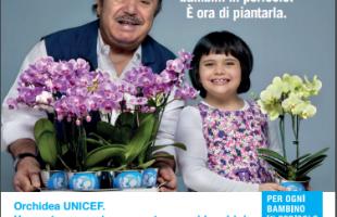 Scegli l'Orchidea: anche a Trecastagni l'iniziativa Unicef