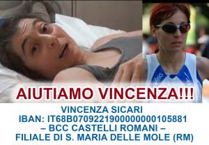 Intervista a Vincenza Sicari: rivoglio la mia vita