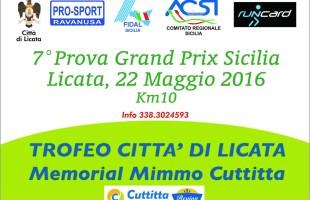 Si presenta giovedì il Trofeo Città di Licata