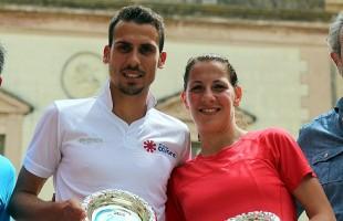 Vincenzo Agnello e Barbara La Barbera firmano il 2° Trofeo della Legalità