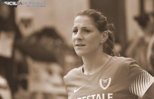 Silvia La Barbera in Coppa Europa