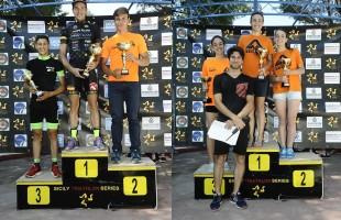 Sicily Triathlon Series: vittorie per Salerno e Ventura