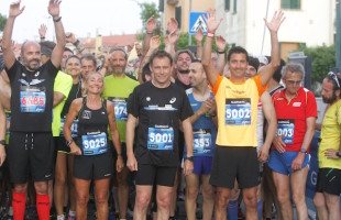 Tiongik e Maraoui si aggiudicano la 6^ Moonlight Half Marathon