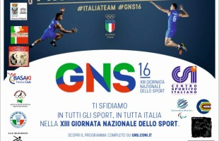 Il programma della Giornata dello Sport a Ragusa