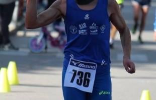 Enzo Tindona alla Nove Colli Running