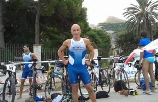 Bella prestazione di Giovanni Barbiglia all'Ironman 70.3 Switzerland