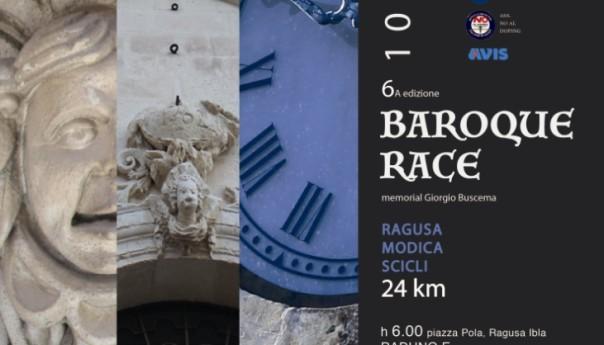Il 10 luglio la 6a Edizione della Ragusa-Modica-Scicli