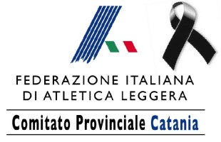 In lutto l'atletica catanese